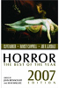 Horror The Best of the Year 2007