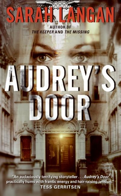 Cover of Audrey's Door, a Novel by Sarah Langan