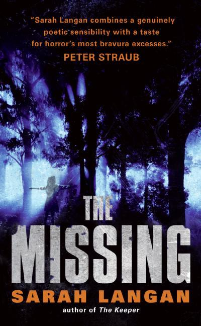 Cover of The Missing, a novel by Sarah Langan